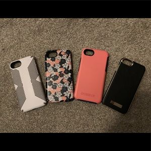 iPhone 7 case - Kate Spade, Otterbox and Speck